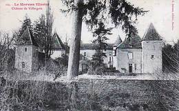 21 - Château De VILLARGOIX - Le Morvan Illustré - - Gevrey Chambertin