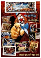 Carte Maximum 2008 - Cirque Pinder. Vignette LISA - Maximum Cards