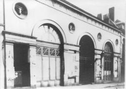 Tournai - Photo Jules Messiaen - La Grande Boucherie Façade Arrière Rue De La Tête D'Or - Tournai