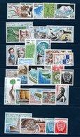 TAAF 1989/93 Années Complètes De 1989-1990-1991-1992-1993  N°YT 140 à 172 (sauf 145 Et 153) Tous ** MNH - Terres Australes Et Antarctiques Françaises (TAAF)