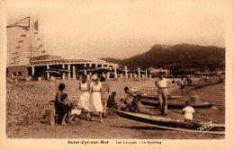10653     ST CYR SUR MER   LES LECQUES - LE SPORTING - Saint-Cyr-sur-Mer