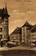 Schaffhausen, Frohnwaagplatz, Um 1910/20 - SH Schaffhausen