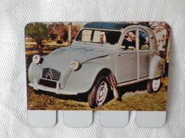 Plaquette En Tôle - L'Auto à Travers Les âges - Editions COOP - N° 26 - 2 Cv  Azl - Plaques En Tôle (après 1960)