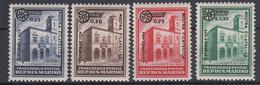 SAN MARINO - Michel - 1934 - Nr 202/05 - MNH** - San Marino