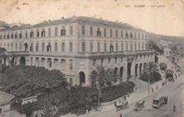 Alger (Algérie) - Le Lycée - Alger