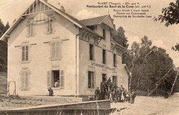 """88 -SAINT-AME.(Vosges) -- """"Restaurant Du Saut De La Cuve"""" ;édit:...? - - Autres Communes"""