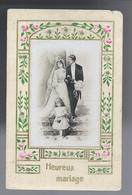 C.P.A.Heureux Mariage - Fêtes - Voeux