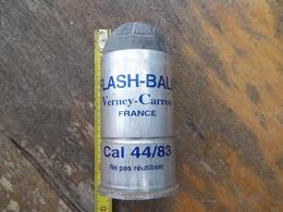 Cartouche Flash-Ball Inerte - Armes Neutralisées
