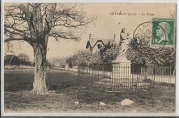 CPA - 39 -Jura - Chamblay - La Vierge - - Altri Comuni