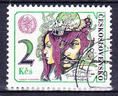 Tchécoslovaquie 1976 Mi 2339 (Yv 2175), Obliteré - Tsjechoslowakije