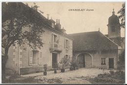 CPA - 39 -Jura - Chamblay - église - Altri Comuni