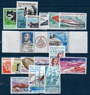 TAAF 1994/95   Série Des  N°YT 186 à 202  Tous ** MNH - Terres Australes Et Antarctiques Françaises (TAAF)