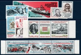 TAAF 1997   Série Des  N°YT 214 à 225 Sauf 220  Tous ** MNH - Terre Australi E Antartiche Francesi (TAAF)