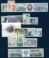 TAAF 1998/99   Série Des  N°YT 231 à  247A   Sauf  235  Tous ** MNH - Terres Australes Et Antarctiques Françaises (TAAF)