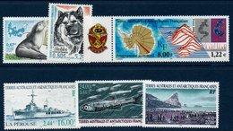 TAAF 2000   Série Des Timbres  N°YT 264 à 269    Tous ** MNH - Terre Australi E Antartiche Francesi (TAAF)