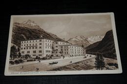 9829         HOTEL ENGADINERHOF, PONTRESINA - GR Grisons