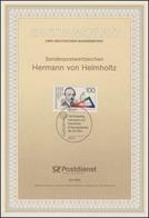 ETB 29/1994 Hermann Von Helmholtz, Naturforscher - [7] West-Duitsland