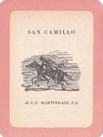 SAN CAMILLO DE LELLIS DI C.C. MARTINDALE S.J. - Religione & Esoterismo