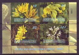 Nord Macedonia 2019 Flora (4) MNH - Macedonië