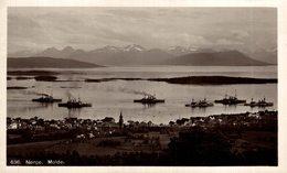 NORUEGA // NORWAY // NORGE. MOLDE - Noruega