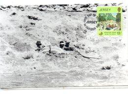 Sport : Canoé-Kayac :  Carte Maximum De Jersey - Kano