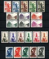 Dahomey (Francés) Nº 120/41* Cat.22€ - Unused Stamps