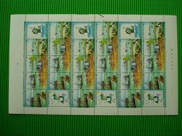 Volledig Postzegelvel ** Postfris ** - Ganze Bögen