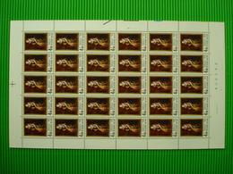 Volledig Postzegelvel ** Postfris ** - Full Sheets
