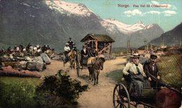 NORUEGA // NORWAY // NORGE. Pas Vei Til Oldenvand - Noruega