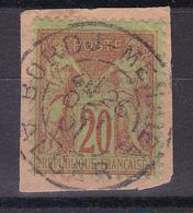 D106/ SAGE N° 96 CACHET ALGERIE - 1876-1898 Sage (Type II)