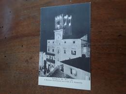 Cartolina Postale 1940, Cortona, Il Municipio - Arezzo