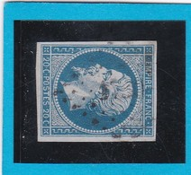 N° 14 A  PC 1730   LIMOGES  ( 81 HAUTE VIENNE  - REF 12914 + Variété - 1853-1860 Napoléon III.