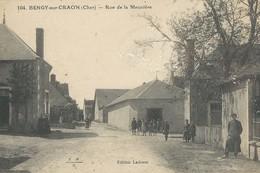 Bengy Sur Craon  Rue De La Meuniére - Frankreich