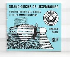 1986 MNH Luxemburg Mi MH1 Blue Cover - Libretti