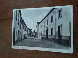Cartolina Postale 1938, Cortona, Camucia, Via Firenze - Arezzo