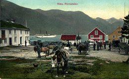NORUEGA // NORWAY // NORGE. NAES ROMSDALEN - Noruega