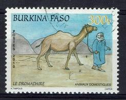 Burkina Faso, 300f., Dromedary, Somali Camel, 2010, VFU - Burkina Faso (1984-...)