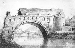 Tournai - Photo Jules Messiaen - Pont De L'Arche, Dessin Pollet - Doornik