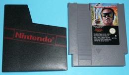 Retro Gaming Retrogaming Cartouche Jeu POWER BLADE Nintendo NES - Otros