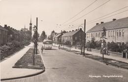 NIJMEGEN-HENGSTDALSEWEG-CARTOLINA VERA FOTOGRAFIA VIAGGIATA IL 18-11-1957 - Nijmegen