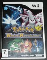 Rare Jeu Pour Console Nintendo WII Wii, POKEMON Battle Revolution - Electronic Games
