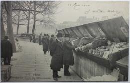 PARIS Sur Les Quais Les Bouquinistes - Le Anse Della Senna