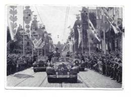 Karte Reichskriegertag In Kassel 1939 - Briefe U. Dokumente