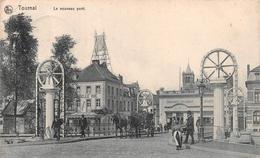 Tournai - Le Nouveau Pont - Attelage, Café à La Belle Vue Et Ets Lacoste. Animée. - Tournai