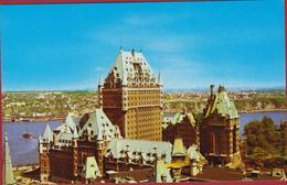 Canada Quebec Chateau Frontenac - Québec - Château Frontenac