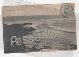 56 MORBIHAN - CP GROIX - LA BAIE DE ST NICOLAS - H.L. - CIRCULEE EN 1904 ? - Groix