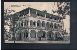 TANZANIA  Daressalam  (Tanganyika Territory) P. W. D. Office  1946 Old Postcard - Tansania