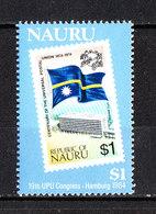 Nauru   -   1984. Bandiera Nazionale. National Flag. MNH - Geografia