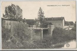 CPA - 39 -Jura - Chamblay - Le Petit Pont - Altri Comuni