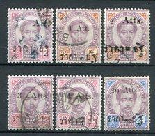 Siam Ex.Nr.21/7          O  Used        (078) - Siam
